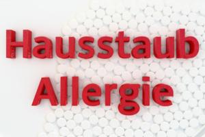 Milben Hausstaub Allergie
